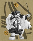 Golden Kamuy Vol.8 (DVD) (Japan Version)