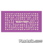 Teen Top 2014 World Tour 'High Kick' Goods - Big Towel