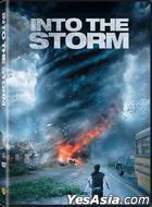 Into the Storm (2014) (DVD) (Hong Kong Version)