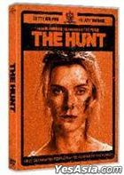 The Hunt (2020) (DVD) (Hong Kong Version)