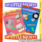 fromis_9 Mini Album Vol. 3 - My Little Society (My society + My account Version)