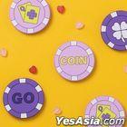 IU 5th Album LILAC Coin Magnet Set (A Type)