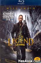 I am Legend (Blu-ray) (Korea Version)