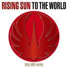 RISING SUN TO THE WORLD (SINGLE+BLU-RAY) (Japan Version)