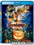 Goosebumps 2: Haunted Halloween (2018) (Blu-ray) (Hong Kong Version)
