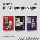 GFRIEND Vol. 3 - Walpurgis Night (My Room + My Way + My Girls Version) + 3 Random Posters in Tube