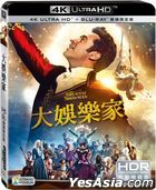 The Greatest Showman (2017) (4K Ultra HD + Blu-ray) (2-Disc Edition) (Taiwan Version)