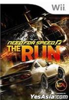 Need for Speed The Run (日本版)