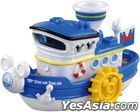 Disney Motors : DM-06 Dream Sailor Donald Duck