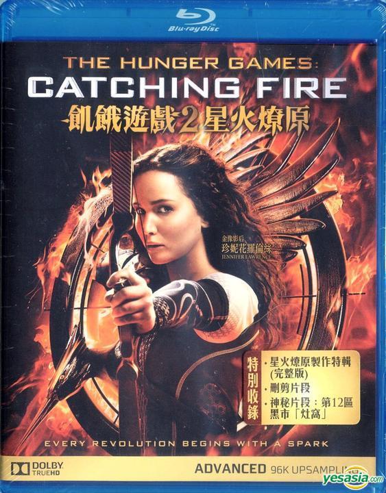 Yesasia The Hunger Games Catching Fire 2013 Blu Ray Hong Kong Version Blu Ray Jennifer Lawrence Liam Hemsworth Cn Entertainment Ltd Western World Movies Videos Free Shipping