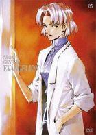 Neon Genesis Evangelion (DVD) (Standard Edition) (Vol.5)  (Japan Version)