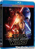 Star Wars: The Force Awakens (2015) (Blu-ray + Bonus) (Hong Kong Version)