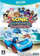 Sonic & All Star Racing TRANSFORMED (Wii U) (日本版)