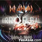 Def Leppard - Mirror Ball – Live & More (2CD+1DVD) (Deluxe Edition) (Korea Version)