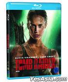 Tomb Raider (2018) (Blu-ray) (Korea Version)
