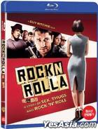 RocknRolla (Blu-ray) (Korea Version)