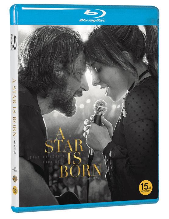 A Star Is Born Blu Ray