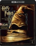 Harry Potter and the Philosopher's Stone (4K Ultra HD + Blu-ray) (Japan Version)