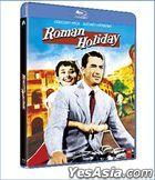 Roman Holiday (1953) (Blu-ray) (Digitally Remastered) (Hong Kong Version)