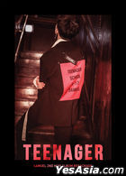 Samuel Mini Album Vol. 2 Repackage - TEENAGER + Poster in Tube