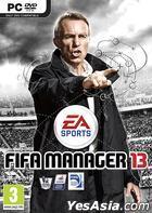 FIFA Manager 13 (英文版) (DVD 版)