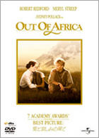 OUT OF AFRICA (Japan Version)
