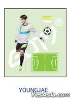 GOT7 5th Anniversary 'Fly GOT7' Fanmeeting Goods - Acrylic Stand (Young Jae)