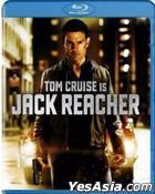 Jack Reacher (2012) (Blu-ray) (Taiwan Version)