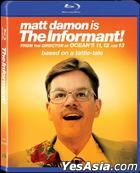 The Informant! (2009) (Blu-ray) (Hong Kong Version)