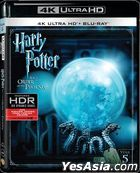 Harry Potter and the Order of the Phoenix (2007) (4K Ultra HD + Blu-ray) (Hong Kong Version)