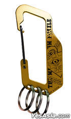 Yu-Gi-Oh! Duel Monsters : Millennium Puzzle Carabiner