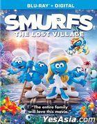 Smurfs: The Lost Village (2017) (Blu-ray + Digital) (US Version)
