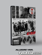 EXO Vol. 5 - DON'T MESS UP MY TEMPO (Allegro Version)