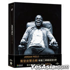 Jordan Peele Collection (4K Ultra HD + Blu-ray) (Full Slip A) (Taiwan Version)