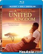 A United Kingdom (2016) (Blu-ray + DVD + Digital HD) (US Version)