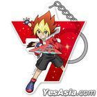 Yu-Gi-Oh! Sevens : Yuga Odo Acrylic Key Ring