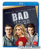 Bad Teacher (Blu-ray) (Korea Version)