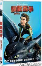 馴龍高手 (2010) (DVD) (台灣版)