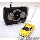 Super Bit Char G: Lamborghini Diablo - Yellow