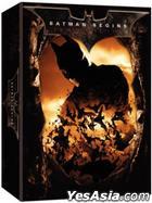 Batman Begins Boxset (DVD) (Korea Version)