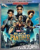 Black Panther (2018) (Blu-ray + Digital Code) (US Version)