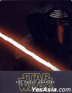 Star Wars: The Force Awakens (2015) (Blu-ray + Bonus Blu-ray) (Steelbook) (Limited Edition) (Hong Kong Version)