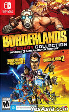 Borderlands Legendary Collection (Asian Japanese / English Version)