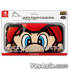 QUICK POUCH COLLECTION for Nintendo Switch Mario (日本版)