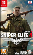 SNIPER ELITE 4 (Asian Chinese Version)