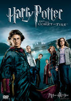 Harry Potter And The Goblet Of Fire (DVD) (Single Disc Edition) (Limited Edition) (Japan Version)