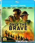 Only the Brave (2017) (Blu-ray + Digital) (US Version)