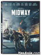 Midway (2019) (DVD) (US Version)
