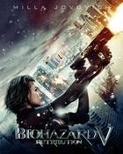 Resident Evil: Retribution Blu-ray & DVD Set  (Blu-ray)(First Press Limited Edition)(Japan Version)