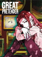 'GREAT PRETENDER' Case 3 Snow of London (Blu-ray) (Japan Version)